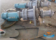 50t HydraulicMarine Capstan Winch 15kw Motor Power With DNV Certificate