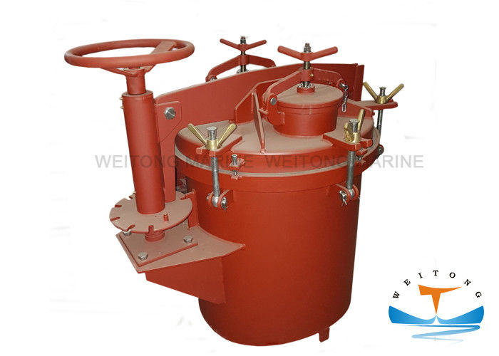 Rotating Watertight Boat Hatches Oil - Tight 295kgs Weight CCS Certificated