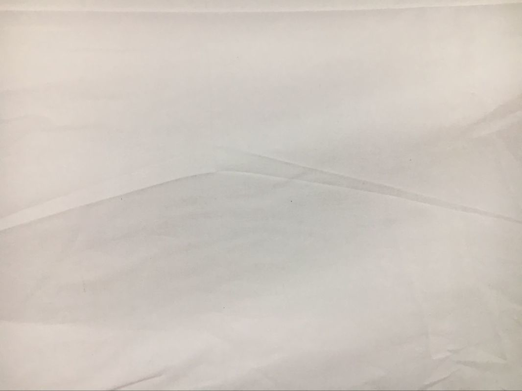 High Durable IMPA 150101 White Cotton Bed Sheet Customized size